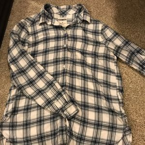 American Eagle: softest flannel ever!